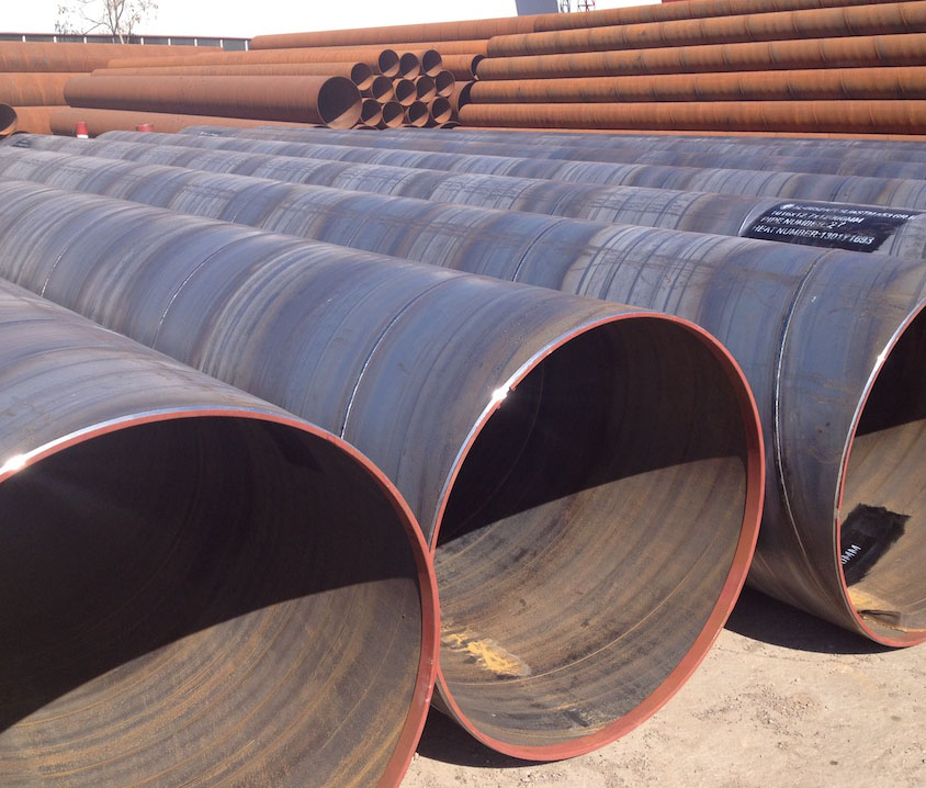 Big Diameter Steel Pipes - How to make a right choice ?